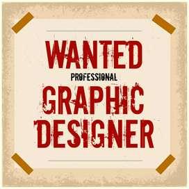 Graphics Designer required