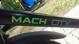One Mach City for sale.
