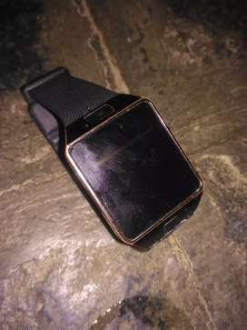 DZ09smart watch with 2Gb memories