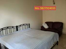 One room with Double bed fully furnished available near Pachpedi Naka