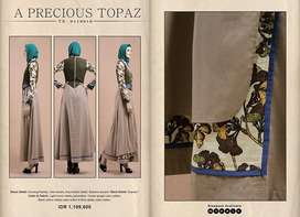 Gamis casual by Tuneeca