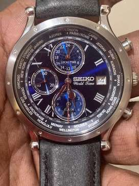 Seiko age of discovery watch
