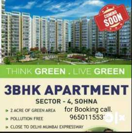3 bhk apartments for sale in gurgaon
