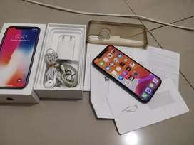 iPhone X 64gb Full Original No Oem Istimewa
