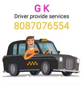 Driver provide services