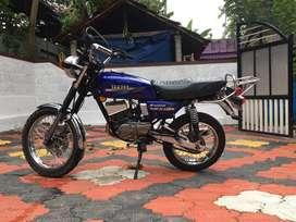 Rx135 5 speed