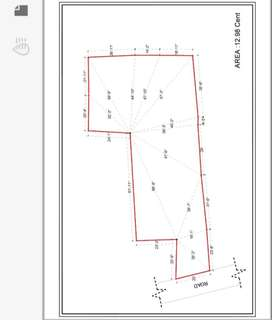 13 cent plot for sale behind capital mall.