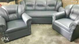 Delivery free :: brand new five seater sofa color options.