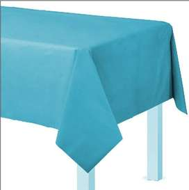 65% Polyester 35% cotton Table cover size 140x170 cm & 140x230 cm