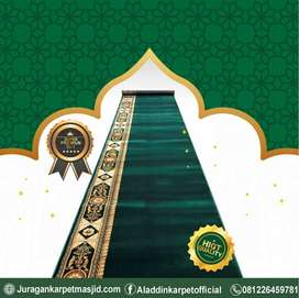 Pusat Karpet Masjid Termewah Free Pasang Super Premium Plus _sdr