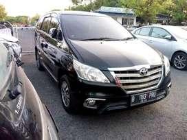 Toyota Innova AT 2015 (harga lelang)