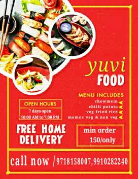 Yuvi fast food (free home delivery)