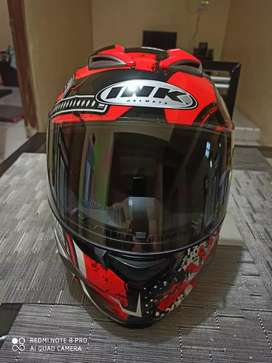 Helm Full Face INK stealth size XL