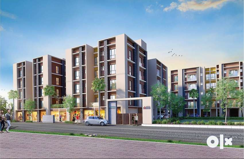 /948sqft-3 BHK%^Sale in Magnolia Success at New Town, Kolkata/ At ₹ 33 0