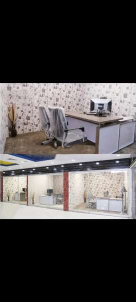 Space Available For Shop Or Setting Up Executive Office.