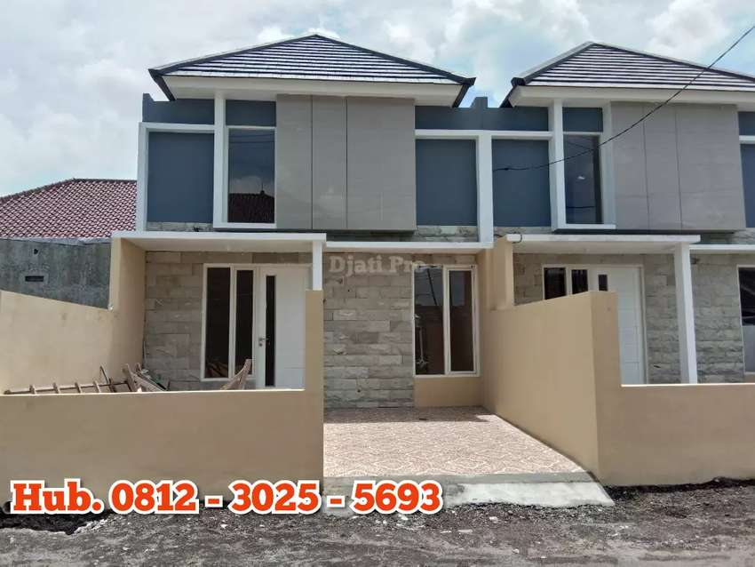 Rumah Baru, Desain Modern, Di Kemiri Indah Sidoarjo 0