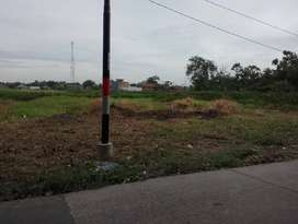 Tanah Strategis Bangun Ruang Usaha Pinggir Jalan Raya Banjarsari