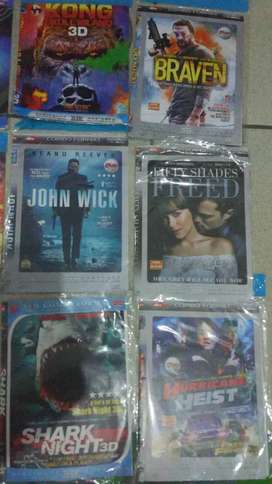 DVD kaset film obral murah