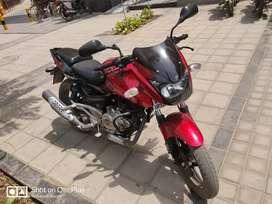 Bajaj Pulsar 180cc Red Black colour