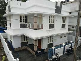 3.5 cent 1400 sqft 3 bhk new build house at edapally near varapuzha