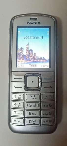 Nokia 6070 Colour Display Mobile