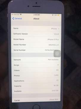 Iphone 6 plus Bypassed