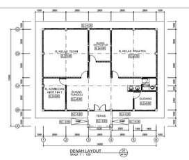 Desain Bangunan, Rumah, Ruko, Interior, Dll.