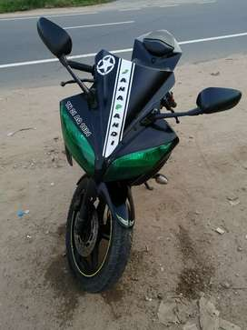 R15 version 2, current insurance, good running condition