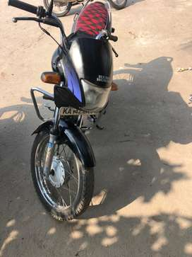 Hero honda passion plus 2006 model with single owner