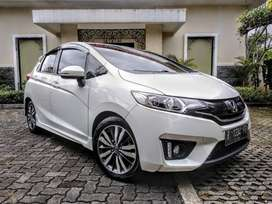 JAZZ RS AT MATIC 2016 PUTIH ASLI R KONDISI SUPER MURAH