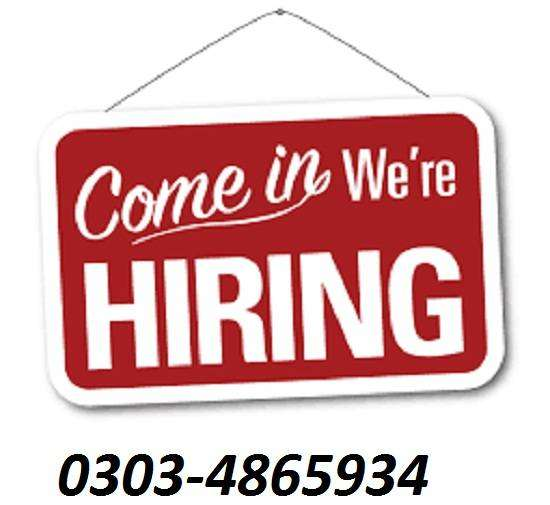 Urgently Staff Required for our new home and office base projects 0