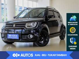 [OLXAutos] Suzuki Ignis 1.2 GX  Bensin A/T 2017 Hitam