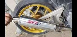 Knalpot Racing SKR Buat Vario