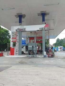 Dijual Murah SPBU di Kota Serang, Income Fantastis