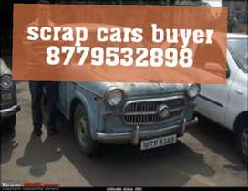 We buy scrap car's in VASAI