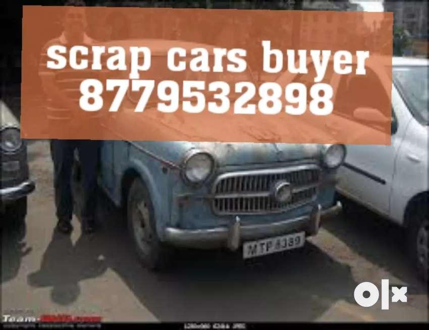 We buy scrap car's in VASAI 0