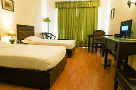 Full Furnished rooms for monthly Rent