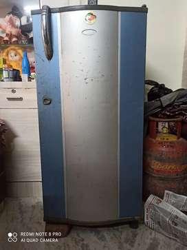 It's a refrigerator