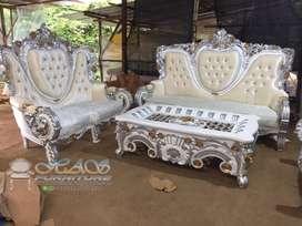 Set Sofa Tamu Bellagio Ukiran Mewah