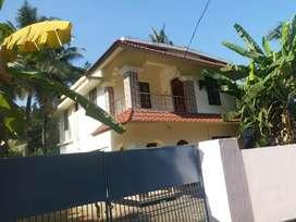 10 cent sq.ft 3 BHK house , kallumthazham , Kollam
