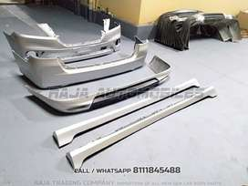 Innova Body Kit - Bumper, Skirting, Spoiler