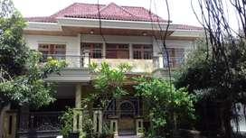 Rumah MULTIFUNGSI kantor maupun hunian banyak ruang(5kt/2rt)