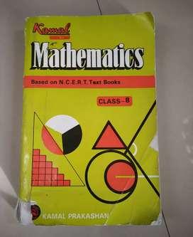 Math Guide Class 8