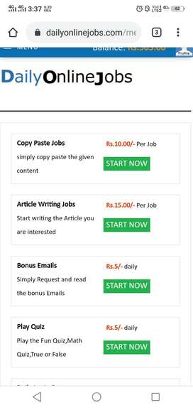 Free online jobs are here!