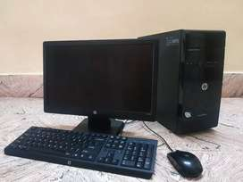 HP Pavilion p2 PC(including monitor, mouse,keyboard)