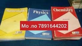 Allen motion bansal cp resonence cp neet and jee book