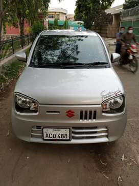 New Suzuki Alto (2021) Model Available For Rent.(With Driver Only).