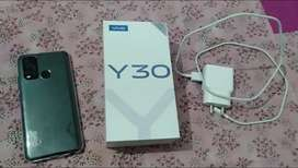 Exchange only Vivo Y30 (6/128)