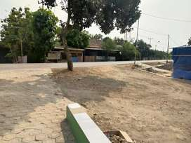 Tanah pinggir jalan raya jarong cilamaya kulon kabupaten karawang