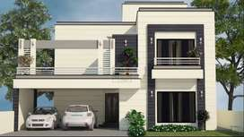 3bed dd portion first floor available for rent in jouhar block 14